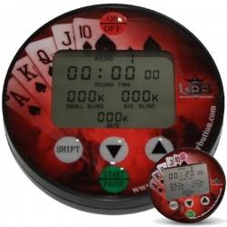 Blind Timer Ultimate Dealer Button - Poker Timer Professionale