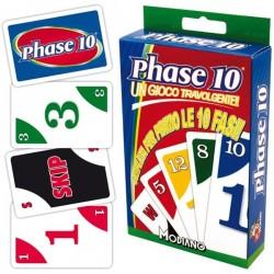 Gioco di Carte PHASE 10 -