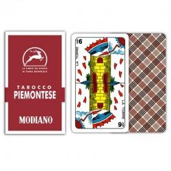 Tarocco PIEMONTESE 84 Rosso