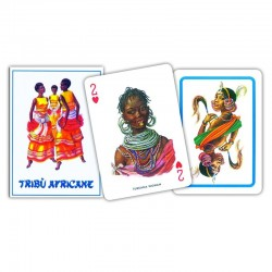 Carte POKER TRIBU' AFRICANE