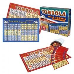 TOMBOLA SMORFIA 24 cartelle